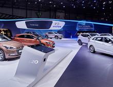 Hyundai Geneva Motorshow 2015