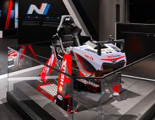 Hyundai WRC 4D Simulator